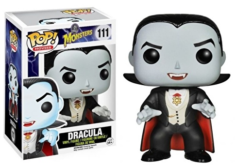 Funko Universal Monsters Dracula POP Renkli